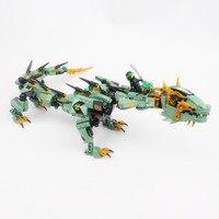 Lepin 06051 592pcs Movie Series Flying Mecha Dragon Building Blocks Bricks Toys Children 70612 Gifts Compatible