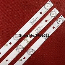 Светодиодный подсветка полосы лампы для JS D JP3920 061EC JS D JP3920 071EC E39F2000 MCPCB акаи AKTV401 AKTV403 AKTV4021 D39 F2000 LC390TA