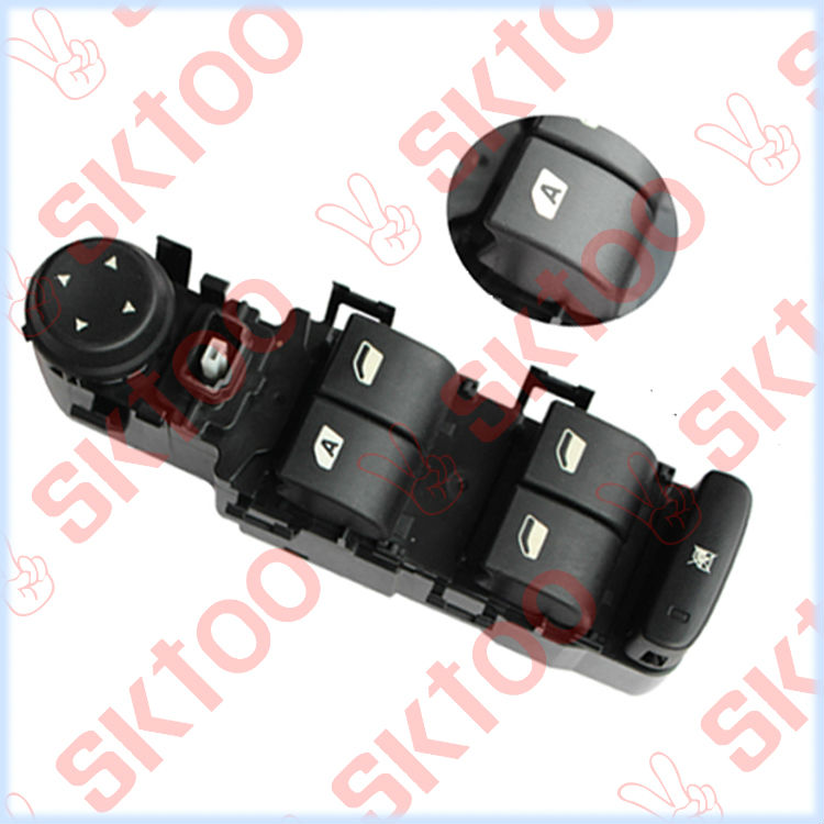 For  11 Sega Sega Glass Lifter Switch Window Control Switch Front Button A  For Peugeot