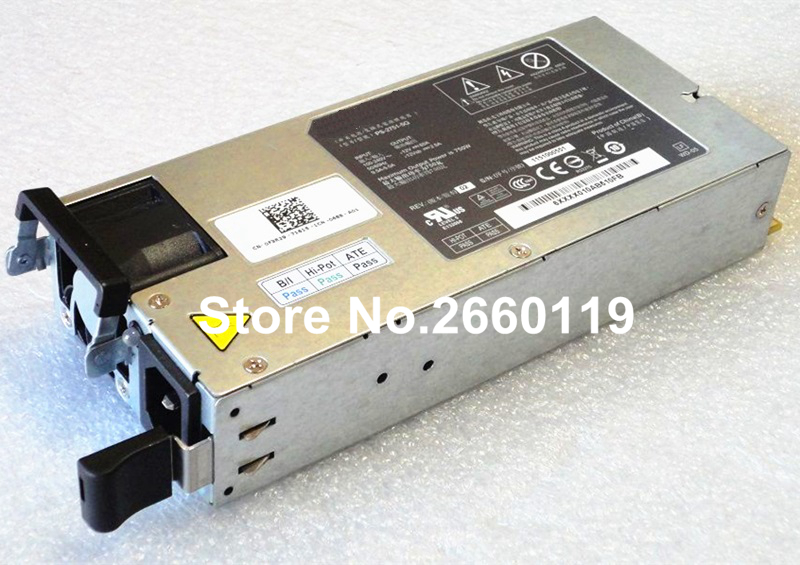 server power supply for DELL POWEREDGE C2100 CN-0F3R29 F3R29 PS-2751-5Q 750W fully tested