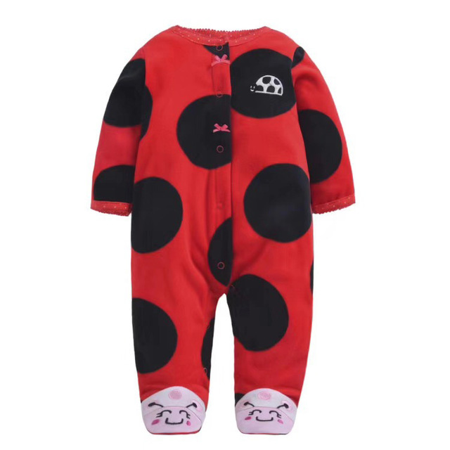 Newborn <font><b>baby</b></font> <font><b>clothes</b></font> boys <font><b>romper</b></font> <font><b>christmas</b></font> costume winter <font><b>baby</b></font> <font><b>girls</b></font> <font><b>clothes</b></font> <font><b>fleece</b></font> warm infant overall toddler jumpsuit bebe image