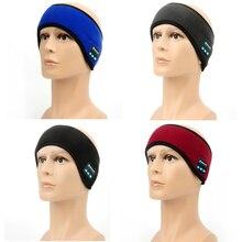 Sport Earphone Headband Bluetooth Music Hands-Free Running Wireless Eye-Mask Speakders