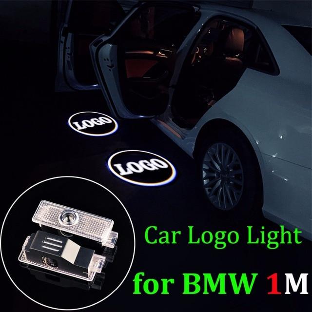 Flytop 2 STKS LED Autodeur Verlichting LOGO Lampen Auto Welkom Laser ...