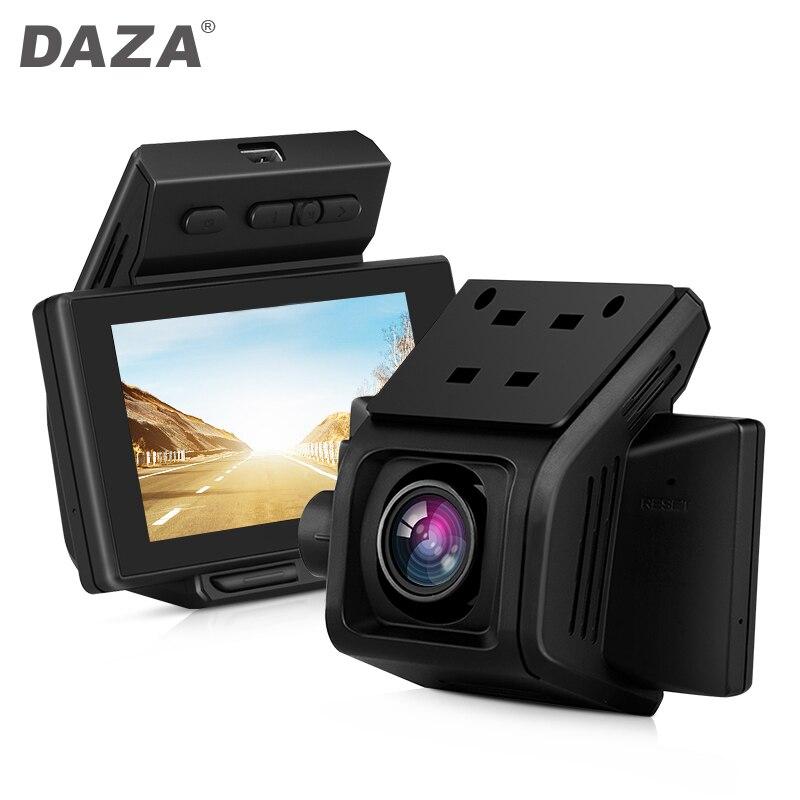 DAZA 2 7 G 531 Car DVR Dash font b Camera b font Mini Novatek NT96650