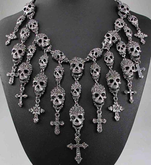 Gorgeous Necklace Skeleton...