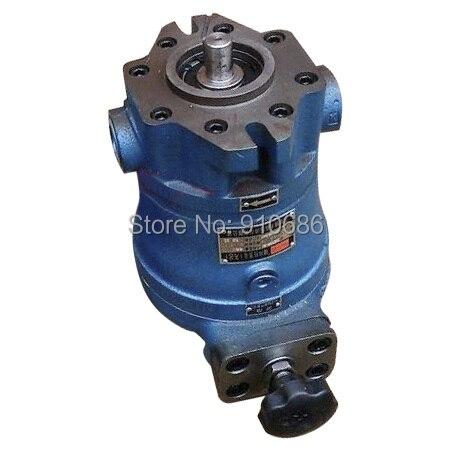 Pompe à huile hydraulique 25SCY14-1D pompe à piston axial variable manuelle pompe à piston haute pression