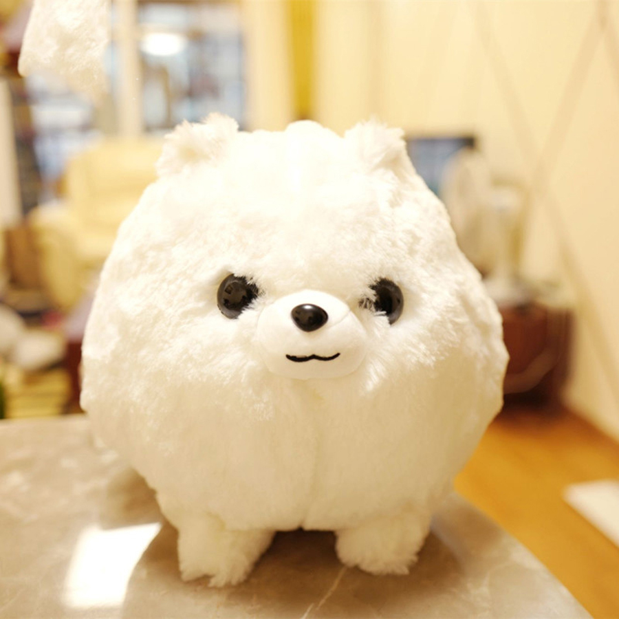 Dolls Stuffed Animals Plush Dog Pillow Cute Shiba Inu Plush Toys Kids Almofada Christmas Decorations For Home Soft Toys 80A0719 super cute plush toy dog doll as a christmas gift for children s home decoration 20