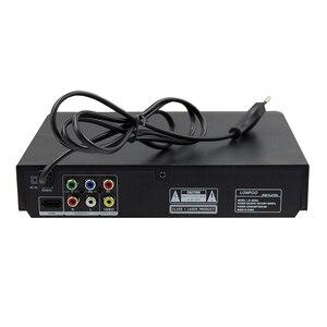 Image 3 - LONPOO הכי חדש נגן DVD נייד USB 2.0 DVD נגן מולטימדיה דיגיטלי DVD טלוויזיה תמיכה HDMI פונקציה שחור