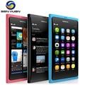 Оригинал Nokia N9 N9-00 GPS WIFI 3 Г GSM 8 МП Камерой 16 ГБ ROM 1 ГБ RAM Разблокирована n9 телефон