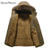 2016 New 4xl 5xl Plus Size Man S Winter Coat Cashmere Inside Good Quality Warmly Thickness