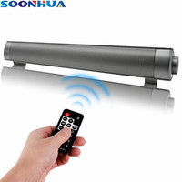 SOONHUA LP 08 Bluetooth Speaker Wireless Stereo Sound Music Surround Loudspeaker Support Bluetooth TF AUX For