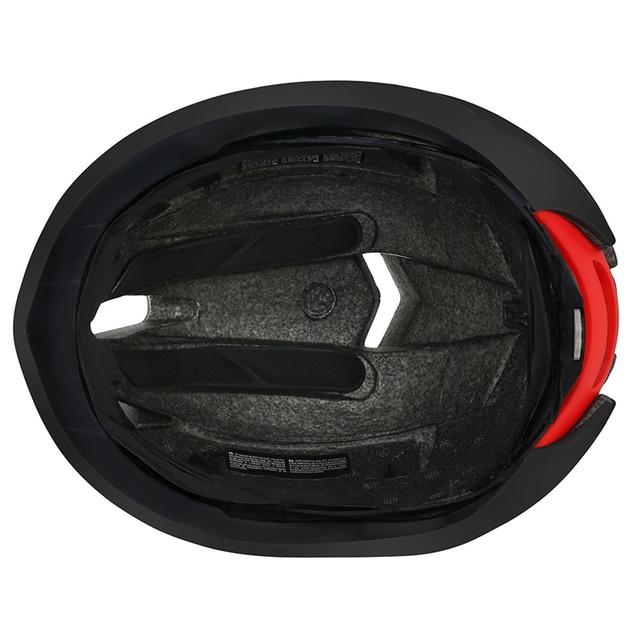 Cairbull novo capacete pneumático de velocidade, capacete esportivo de corrida para bicicleta de estrada, modelo aerodinâmico para ciclismo, aero 6