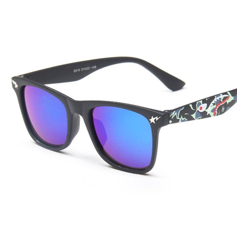 c18c91b236 Niños Niñas niño niños sol protección UV niños gafas de sol UV400 marca  retro gafas de sol gafas