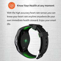 LOKMAT Sport Smart watch Android Phone Pedometer Support SIM Card MTK2502 Digital Smart-watch For iphone 2