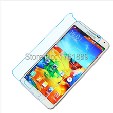 2pcs For samsung note 3 slim  ecran protecteur film screen protector tempered glass for android smartphone samsung note 3 samsug