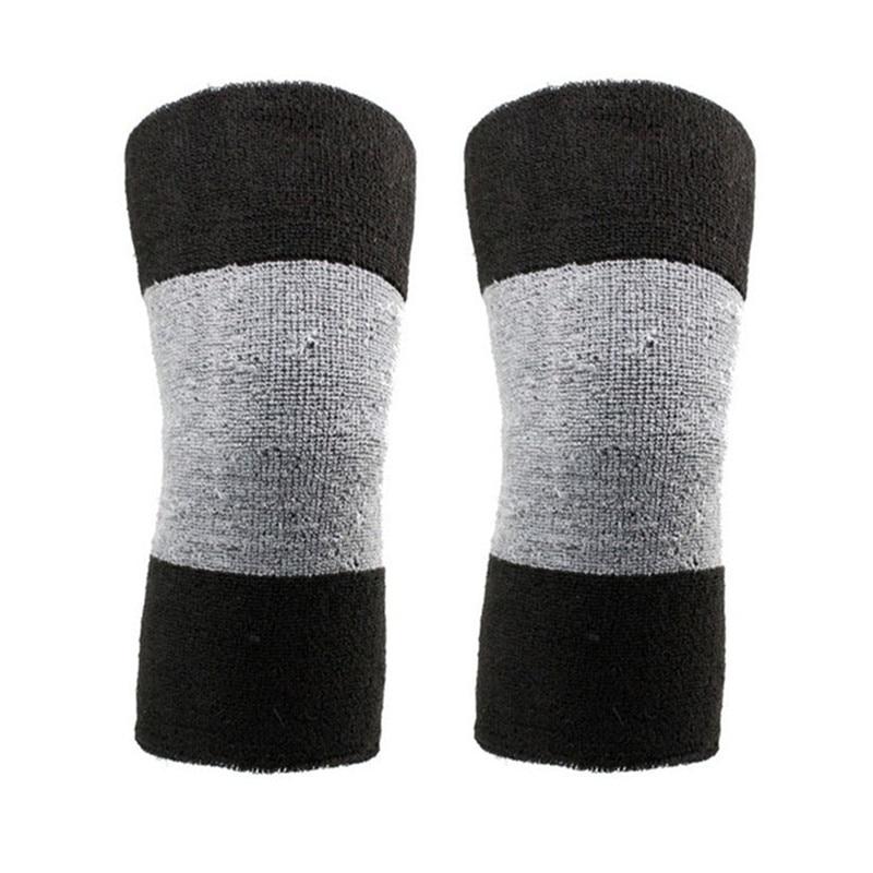 Las rodilleras artríticas son compatibles con el protector de corsé elástico de invierno cálido para caminatas, escalada y equitación