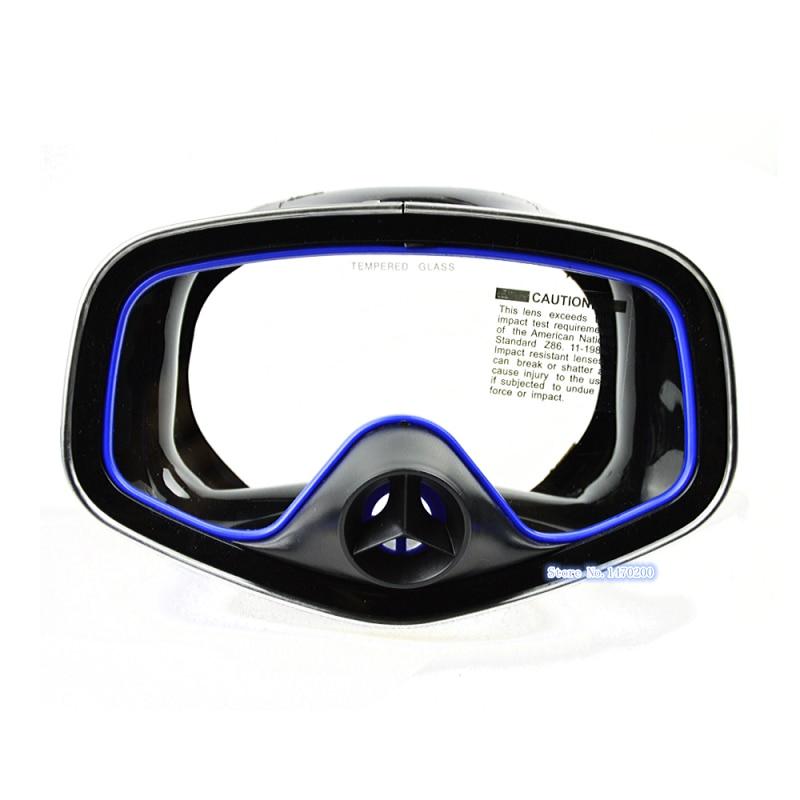 Masque chasse sous-marine plongée sous-marine masque sport lunettes de plongée lunettes M-246