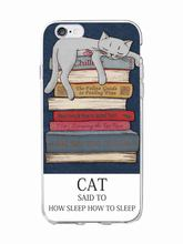 Cute Cat Soft Phone Cases