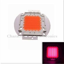 10PCS/LOT  High Power 50W full spectrum 380~840nm SMD 48w LED grow Chip EPISLEDS Light Lamp for Led grow light все цены