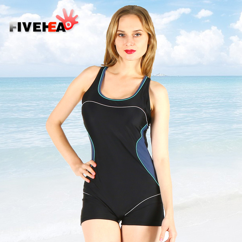 one-piece women swimwear sexy sling halter sporty style solid color large size bathing swimsuit push up female patchwork striped bridgestone my 02 sporty style б у