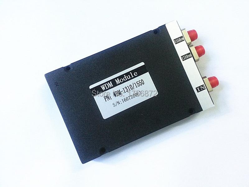 Μονάδα ABS FBT1x2WDM 1310 / 1550nm FC MUX / - Εξοπλισμός επικοινωνίας - Φωτογραφία 1