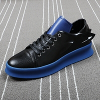 CuddlyIIPanda Brand New Fashion Men Casual Tail Sneakers Breathable Comfortable Loafers Young Man Casual Shoes Zapatos Hombre