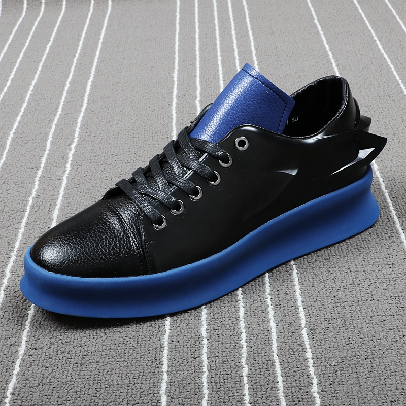 CuddlyIIPanda Marque Nouvelle Mode Hommes décontracté Queue Baskets Respirant Confortable Mocassins Jeune Homme chaussures décontractées Zapatos Hombre