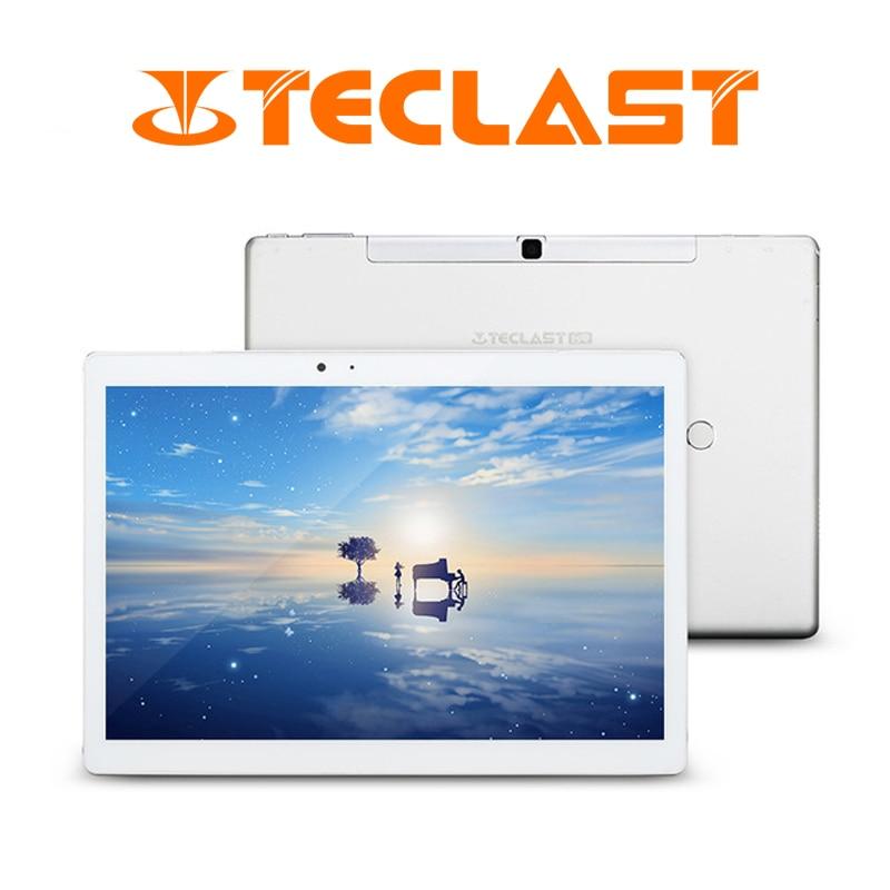 Teclast Maître T10 10.1 pouces 2560x1600 4 GB 64 GB MT8176 Hexa Core 13.0MP Android 7.0 Comprimés PC 8100 mAh HDMI Teclast T10