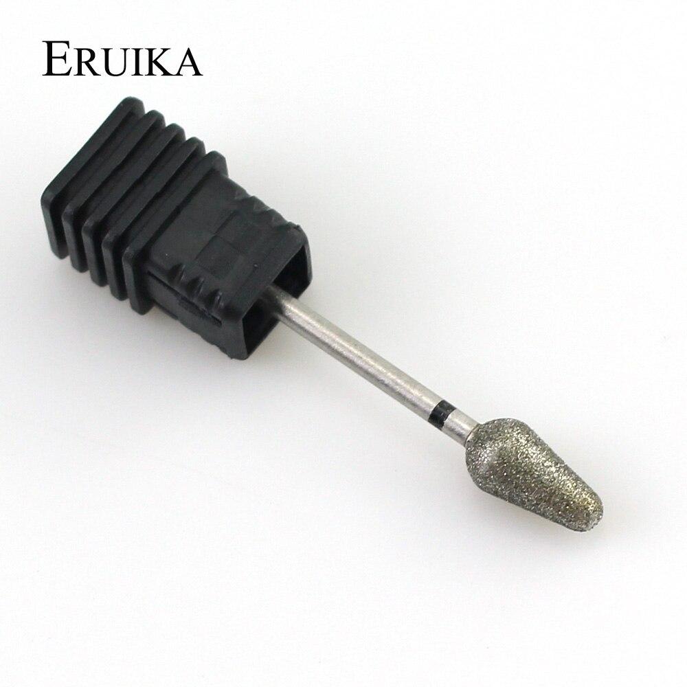 ERUIKA 1PCS Diamond Nail Drill Bit 3/32