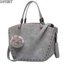 SAFEBET Brand Classic Fashion New Arrival Women Handbag Designer Travel Retro Shoulder Bag Women's High Quality PU Messenger Bag