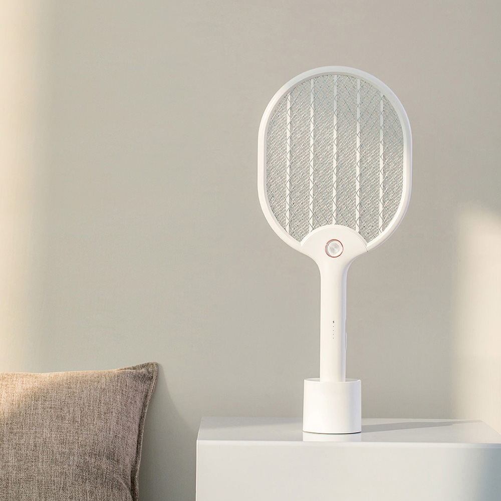 Household LED Lighting Rechargeable Electric Mosquito Swatter from <font><b>Xiaomi</b></font> <font><b>youpin</b></font> image