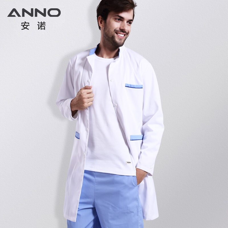Work Wear & Uniforms Medical Surgical Uniform Lab Coats Nurse Doctor Short Sleeve Hospital Chemistry Pharmacy Beauty Salon Workwear Clothes Men Women