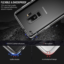 ROCK Pure Series Protection Case for Samsung Galaxy S9 S9Plus
