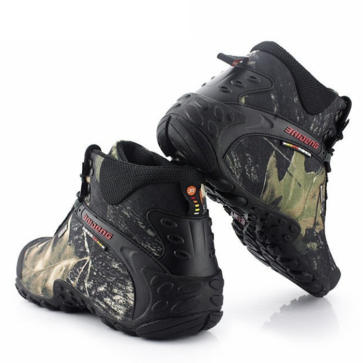 high top outdoor sport hunting trekking shoes women waterproof breathable ladies hiking trail walking shoes boots women sapatos outdoor sport climbing mountain hiking shoes women waterproof hunting trekking outventure sneaker senderismo sapatos trail shoes