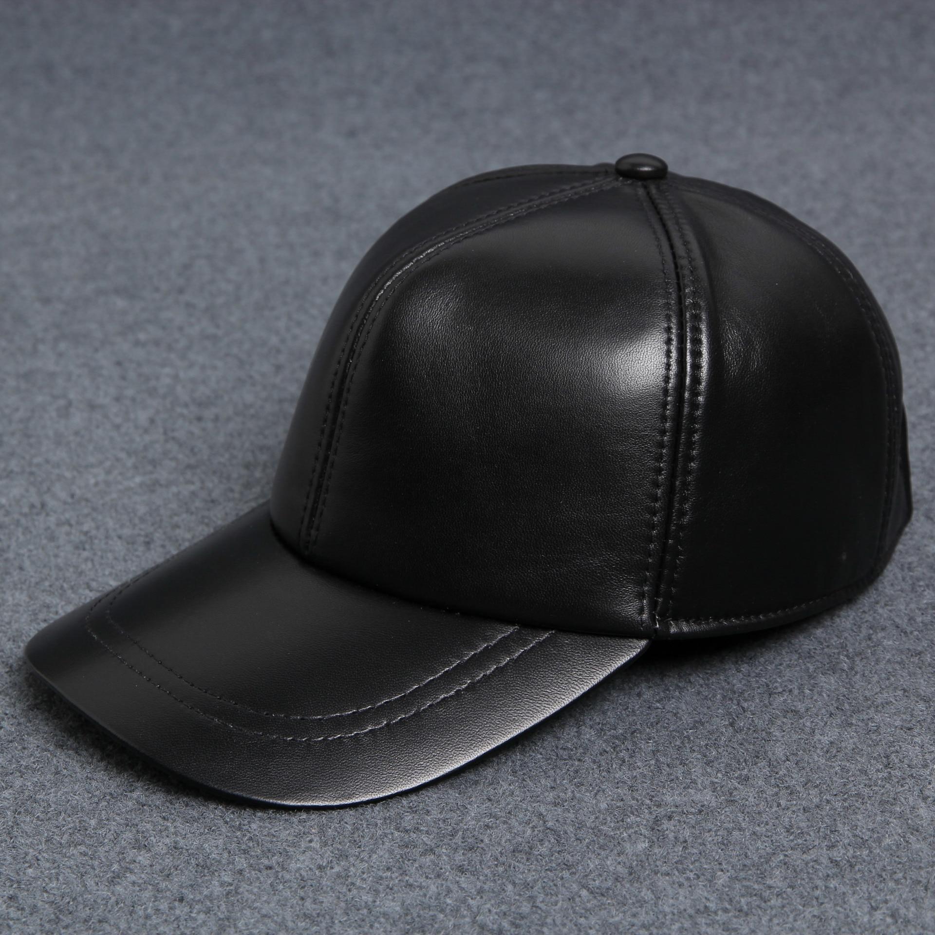 Black Caps Baseball-Cap Dad Hat Sports Fashion Men's Solid Casual Elderly