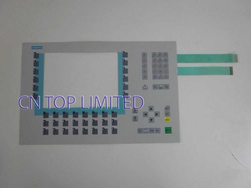 6AV6542-0CC10-0AX0 6AV6 542-0CC10-0AX0 OP270-10 Compatible Keypad Membrane for Siemens keypad replacement  цены