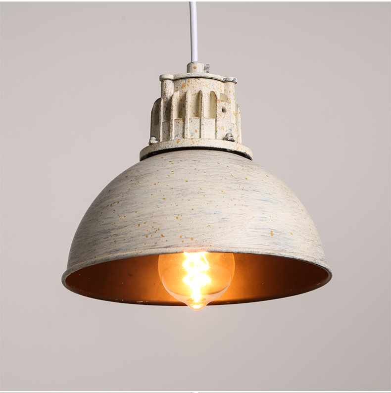 IWHD American Retro Vintage Pendant Lights Fixtures Edison Loft Industrial Pendant Lighting Hanglamp Lampen Wrount Iron iwhd loft style creative retro wheels droplight edison industrial vintage pendant light fixtures iron led hanging lamp lighting