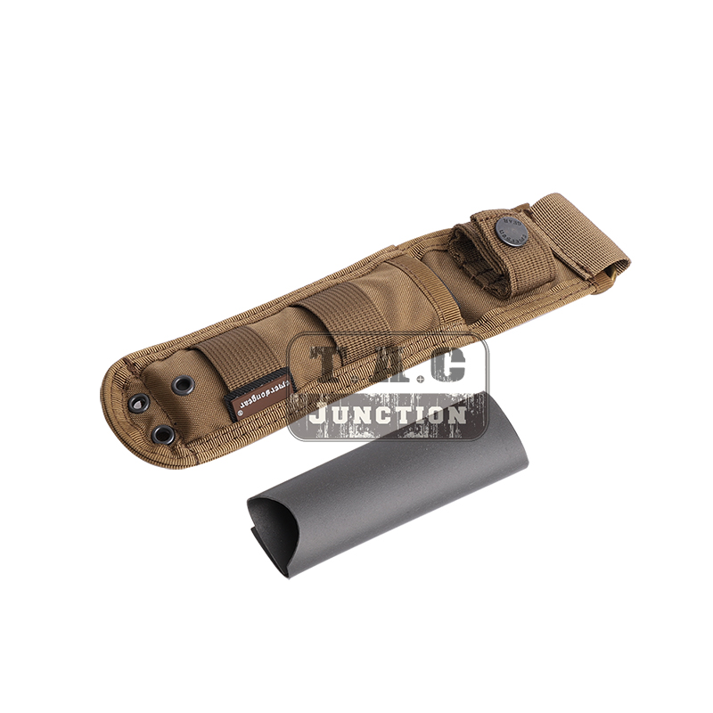 Emerson Tactical Knife Sheath Pouch Combat Fixed Blade MOLLE Handle For SOG M37 140 141 Multi-Use Outdoor Survival Accessories