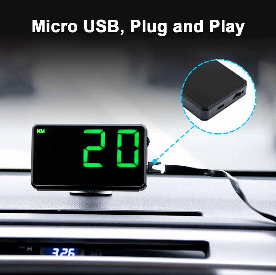 GPS Speedometer 4 5