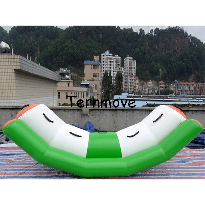 inflatable seesaw teetertotter Water Game for water sports pvc air water totter single line double lines seesaw rockerinflatable seesaw teetertotter Water Game for water sports pvc air water totter single line double lines seesaw rocker