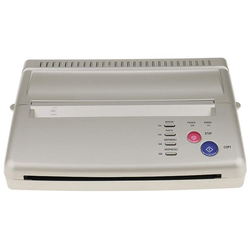 hot-1 pcs transfer machine copier printer - EU plug