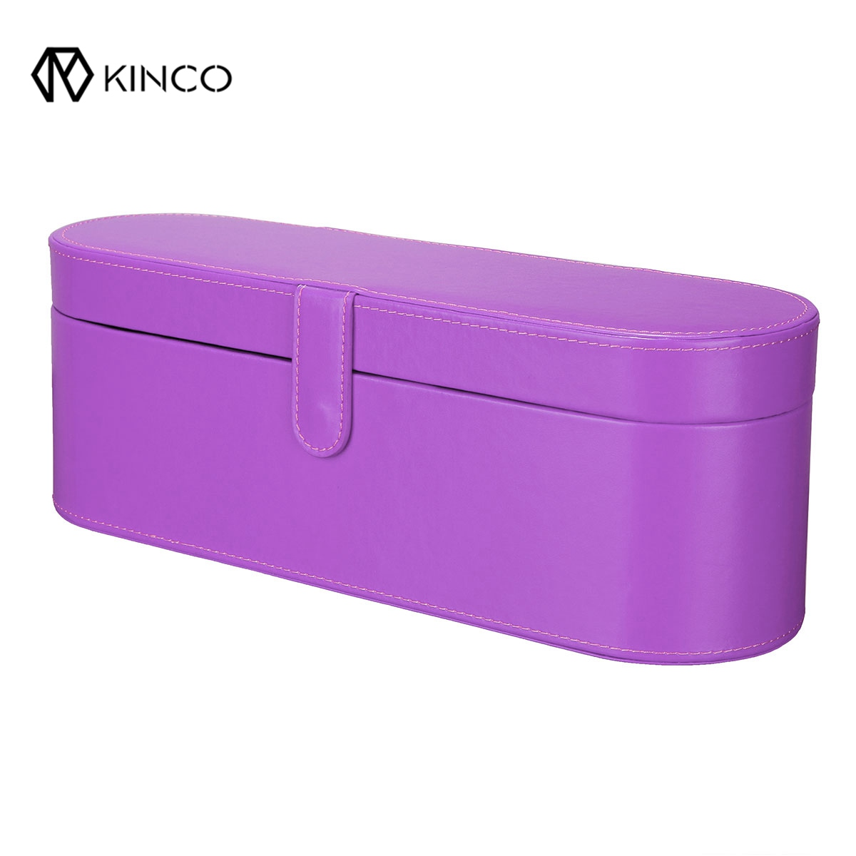 KINCO 1 pcs Hair Dryer Hard Carry Case Cover Storage Bag Portable Storage Pouch Sleeve Gift Box For Dyson Supersonic HD01 japanese pouch small hand carry green canvas heat preservation lunch box bag for men and women shopping mama bag