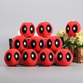 Marvel Movie Deadpool Spiderman Plush Toys Small Pendant 7.5 cm Brinquedo Kids Gift 10 Pcs/Lot