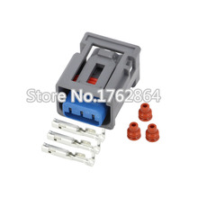 5 PCS 3 Pin Honda ignition coil plug car waterproof connector DJ7036A-2.2-21