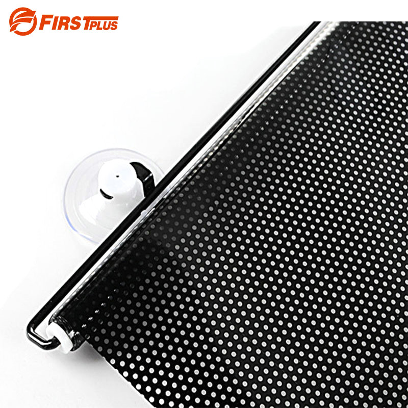 Retractable Car Side Window Sunshades Auto Windows Sun Shade Anti-UV Protection Sun Visor For Baby Car Safety Seats 40*60cm