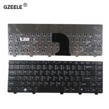 GZEELE США клавиатура для ноутбука Dell Vostro 3300 3400 v3300 v3400 P10G черный английский клавиатура