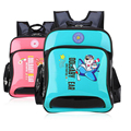 Large Capacity Brand High-quality Leather Backpack Girl Boy School Bags PU Primary School Bag Students Boy Waterproof