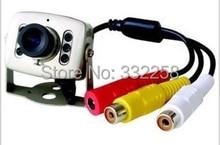 Indoor CCTV Security Camera  HD Video Camera 600TVL mini camera