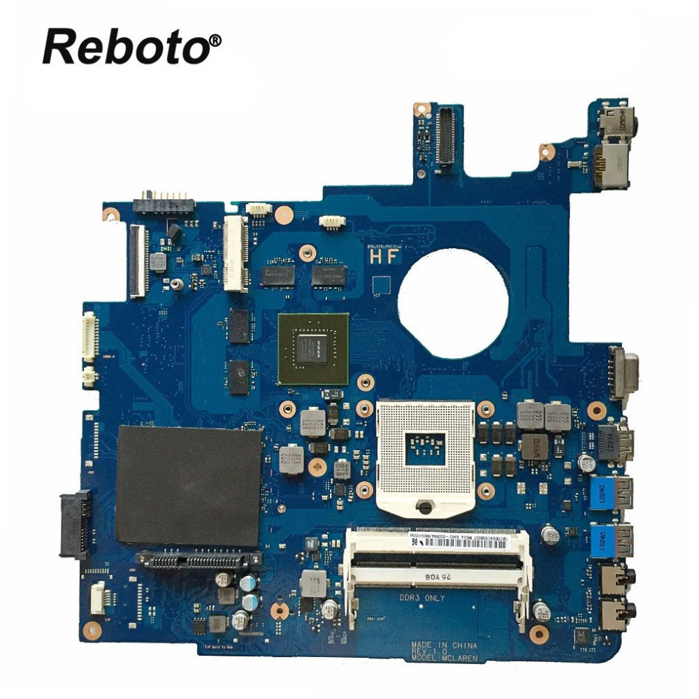 Reboto FOR Samsung NP550P5C 550P5C Laptop Motherboard BA92 09094A BA41 01898A GT 650M 2GB DDR3 Mainboard