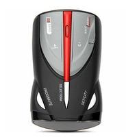 Upgraded 360 Degree Car 16 Band GPS Laser Detection Function Voice Alert Radar Detector Cobra XRS9880